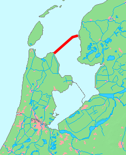 Image illustrative de l'article Afsluitdijk