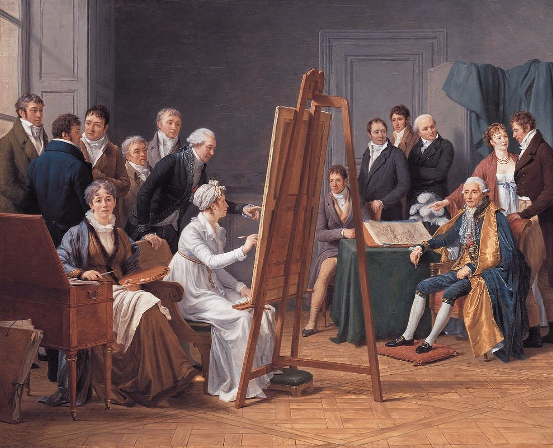 an analysis of the enlightenment and the role of the philosophes during the 18th century The enlightenment and the role of the philosophes the enlightenment is a name given by historians to an intellectual movement that was predominant in the western world during the 18th century.