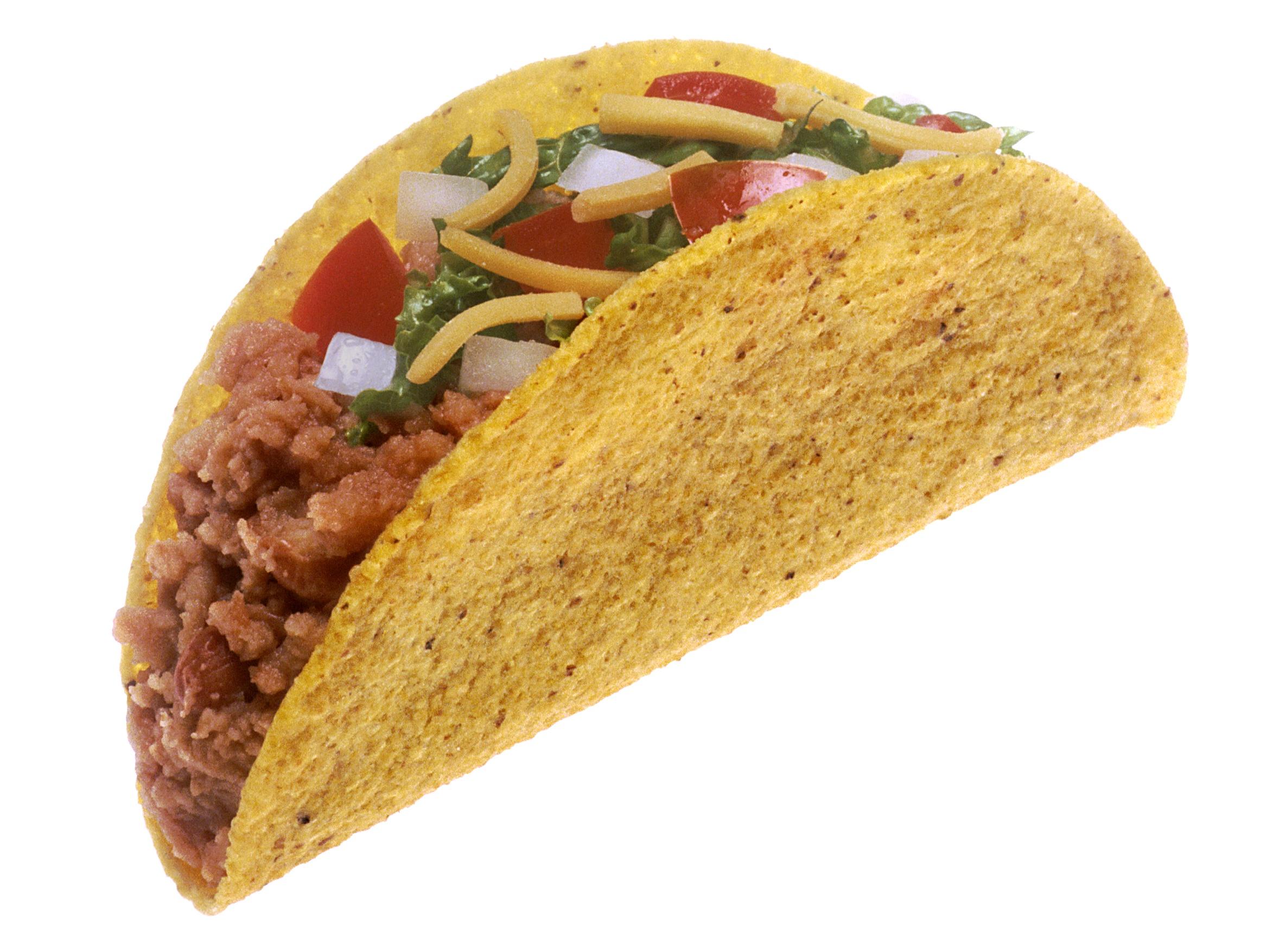 Mexican Food Tacos Presentation