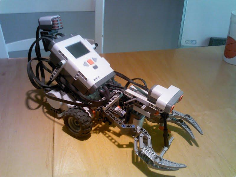 Lego MindStorm NXT - Wikipedia, la enciclopedia libre