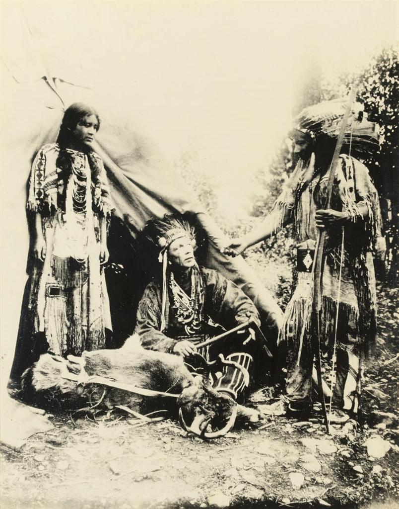ojibwe indians