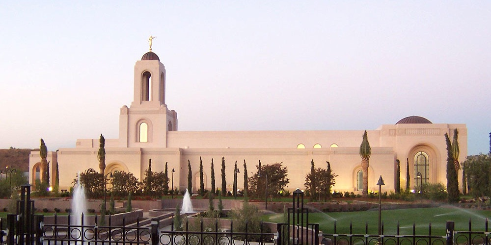 Temple Newport Beach
