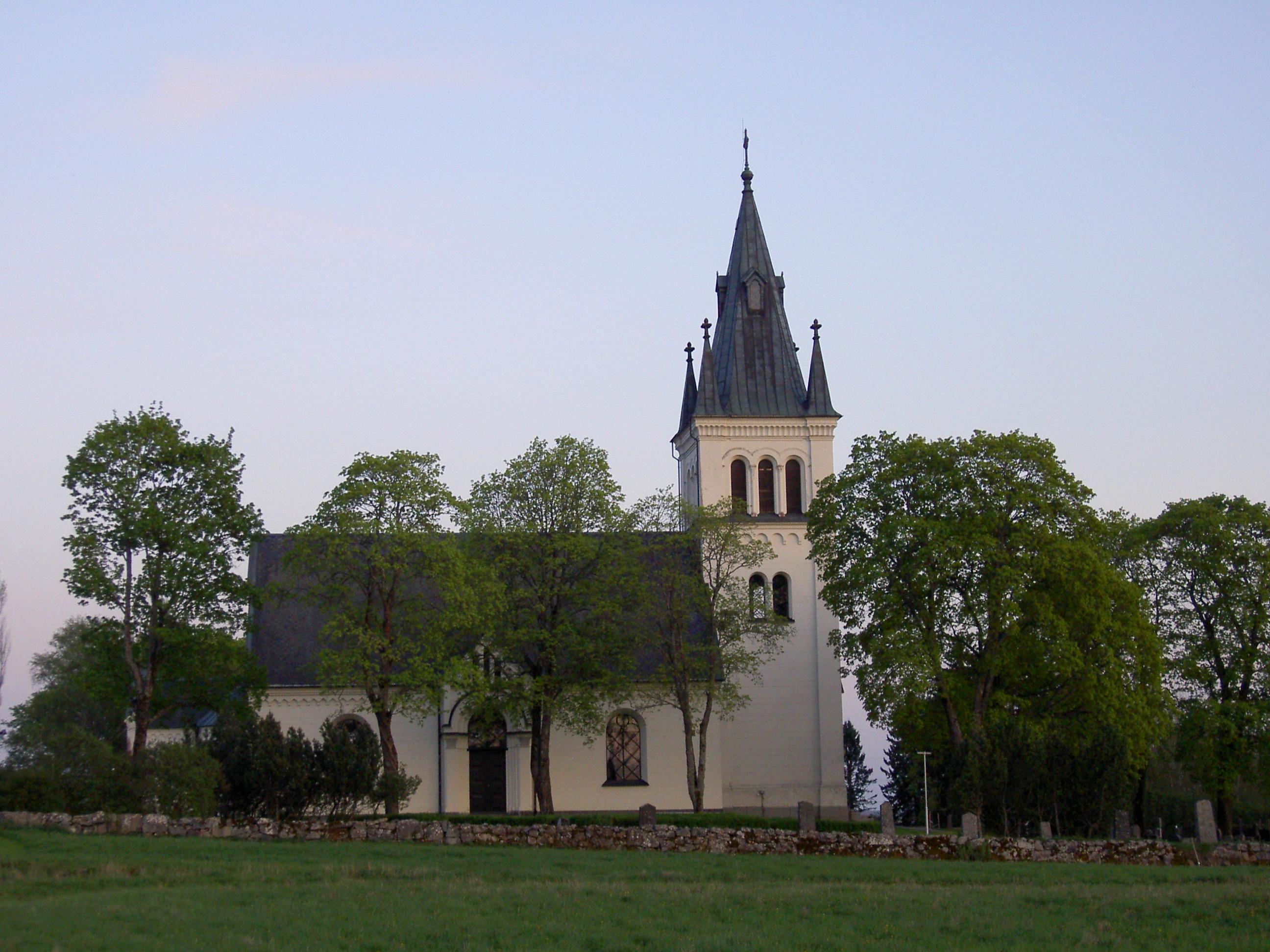 Bild av Norrby kyrka
