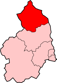 Borough of Berwick-upon-Tweed Former Borough in England