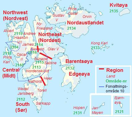 File:Norway Svalbard regions and lands.jpg - Wikimedia Commons