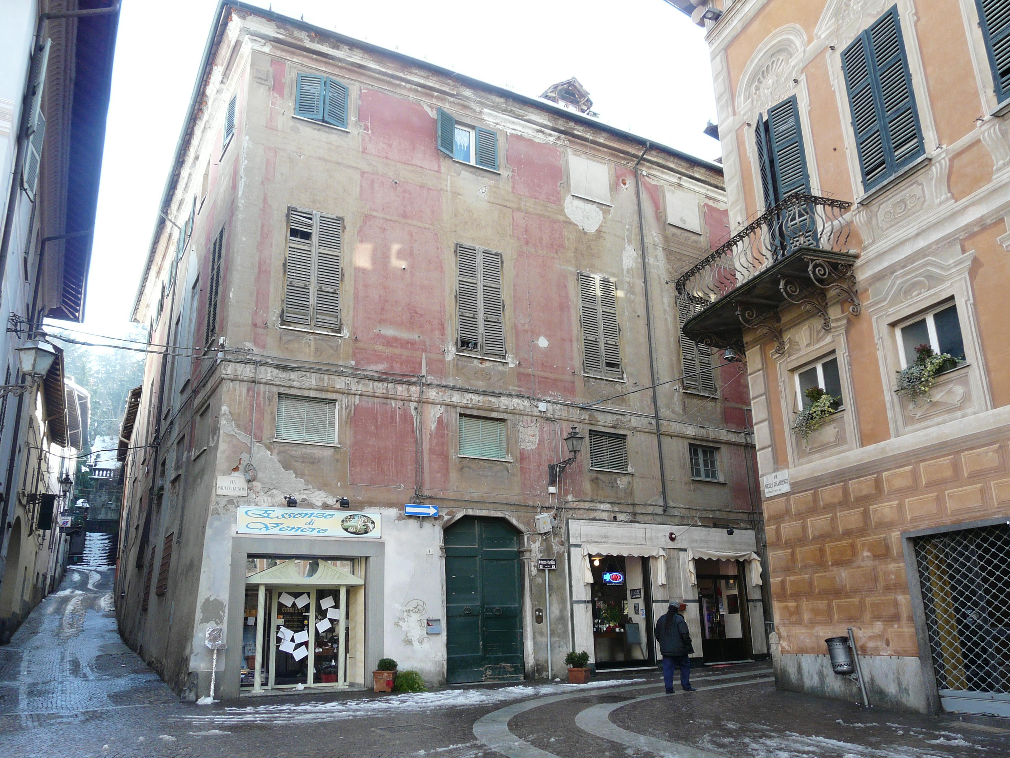 Novi Ligure Italy File Novi Ligure Palazzo