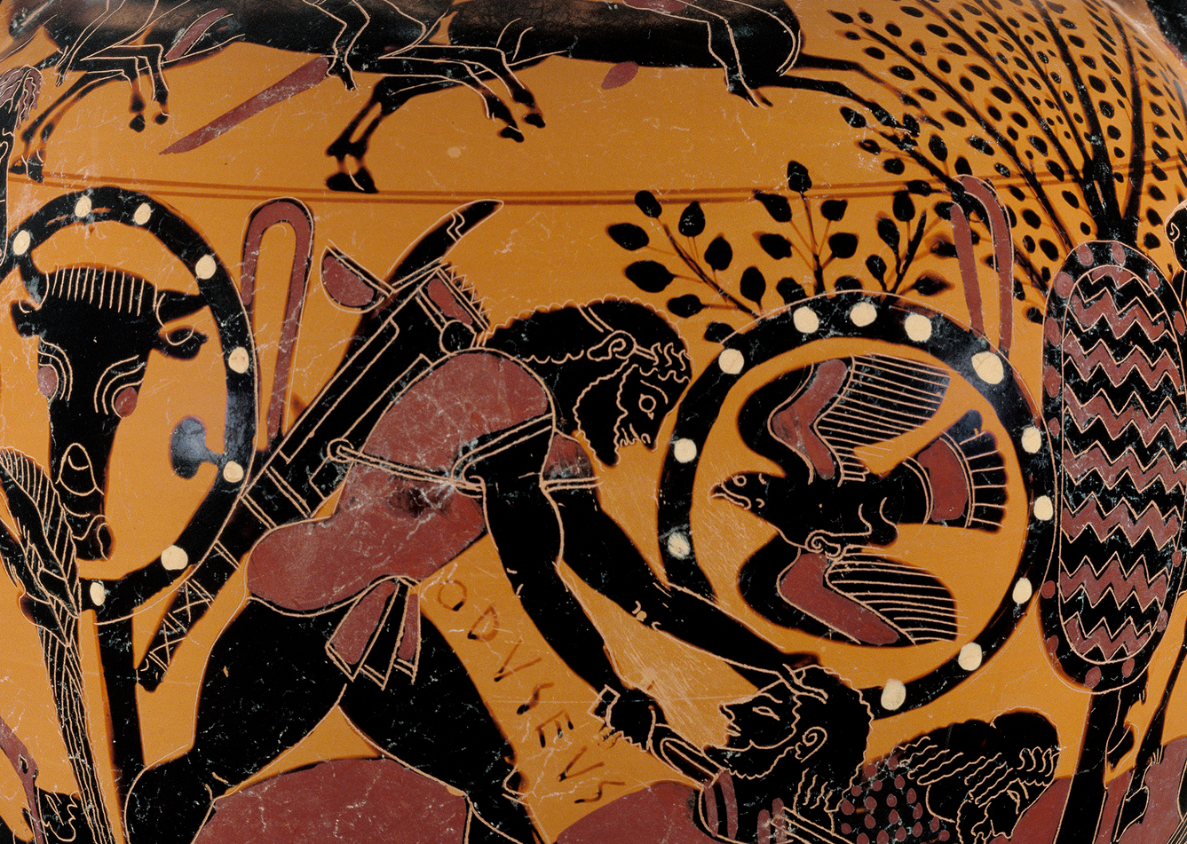 odysseuss heroic attributes Achilles is a hero in the epic sense, replete with flaws and bad qualities that shape his character, but with passions and convictions that a reader relates to the odyssey, a journey of determination, patience, and.