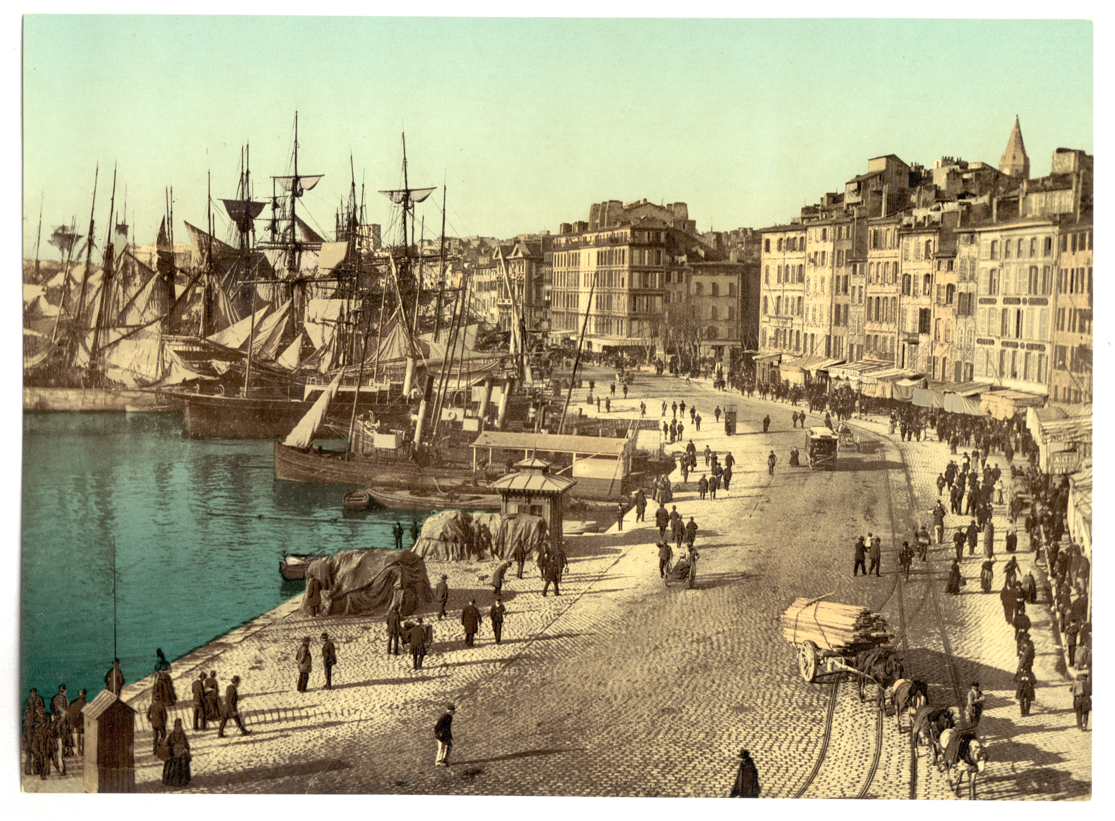 File old harbor vieux port marseille france wikimedia commons - Discotheque marseille vieux port ...