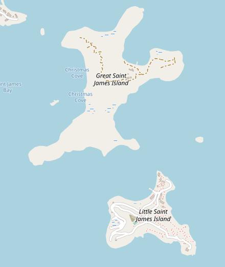 Great Saint James, U.S. Virgin Islands