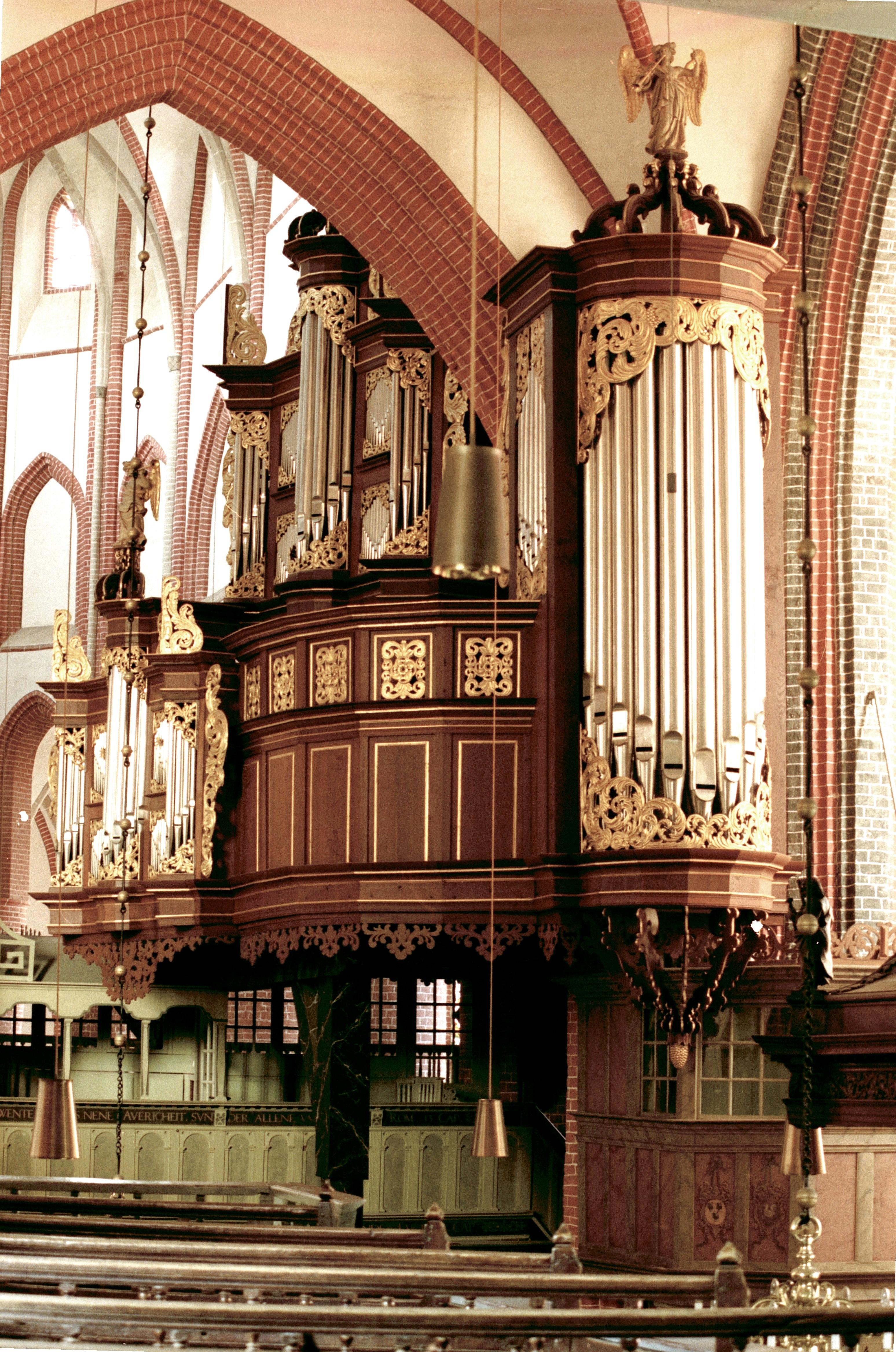 Organo Arp Schnitger di San Ludgeri in Norden