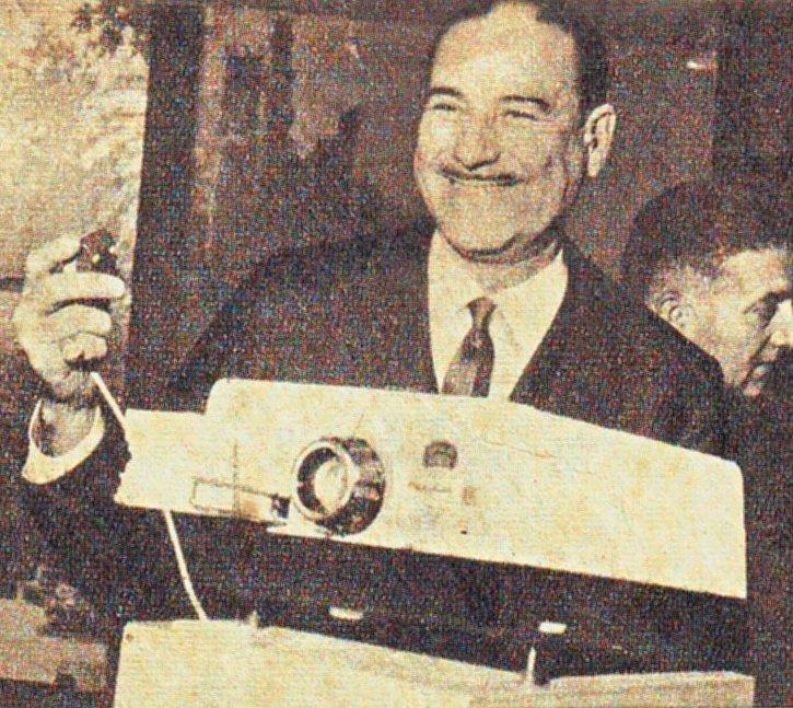 Osvaldo Sosa Cordero en 1966.