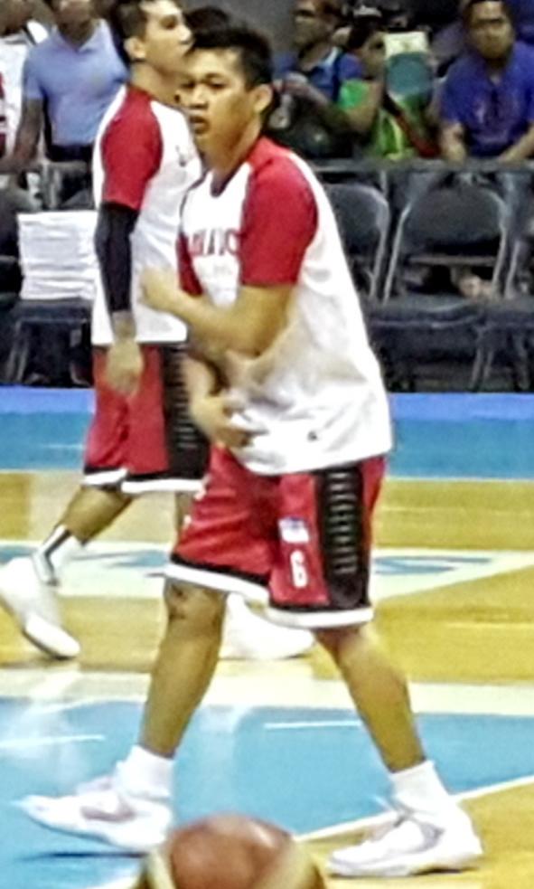 Scottie Thompson (basketball) - Wikipedia