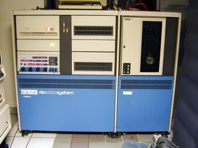 later PDP-11/70 with disks and tape
