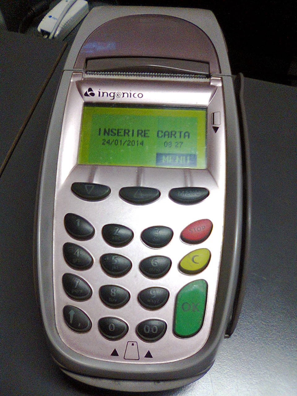 pos  dispositivo