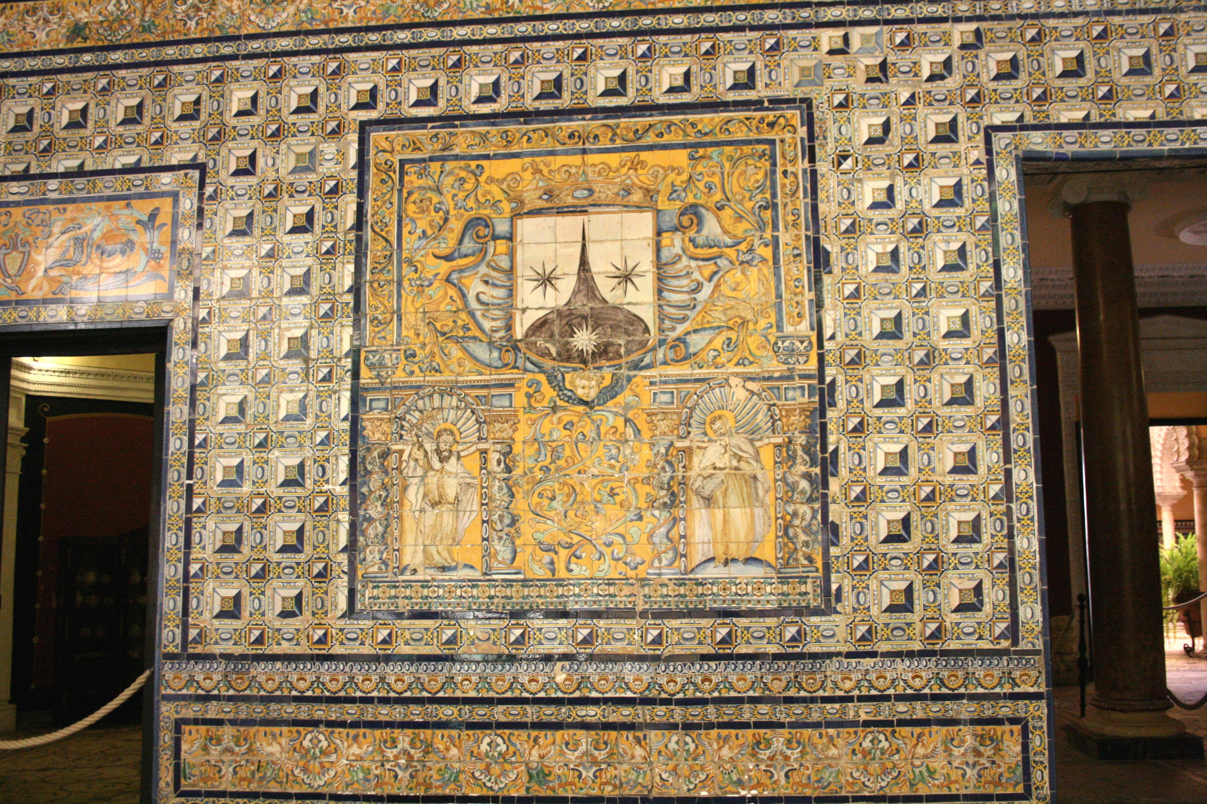 Archivo Palacio Lebrija Sevilla 1113 Jpg Wikipedia La