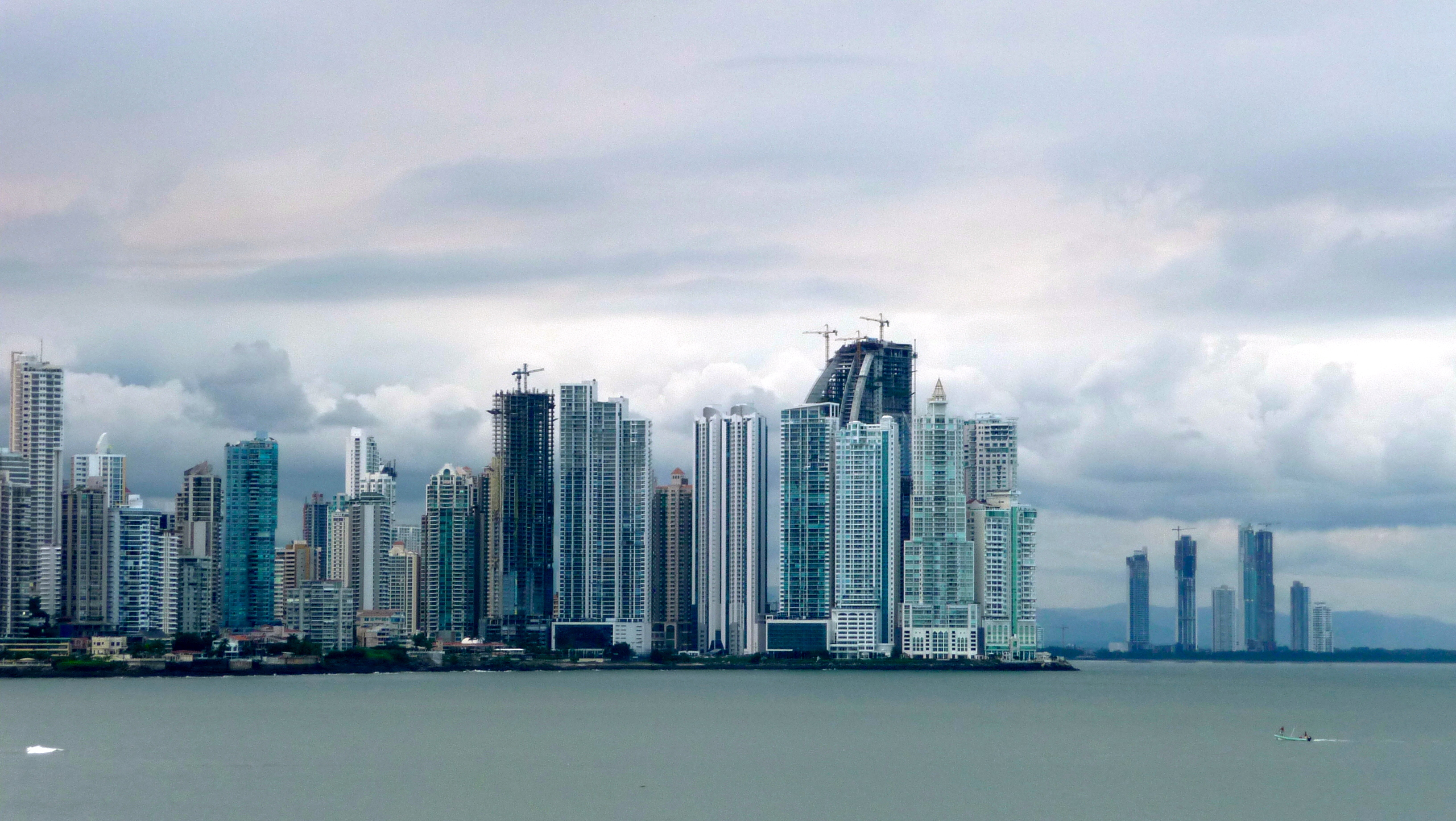 File panama wikimedia commons for Us city skylines photos