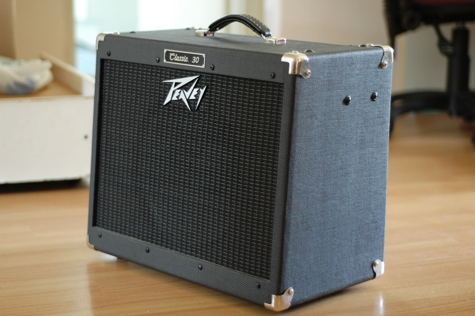 Peavey Classic 30 112 - Wikipedia, the free encyclopedia