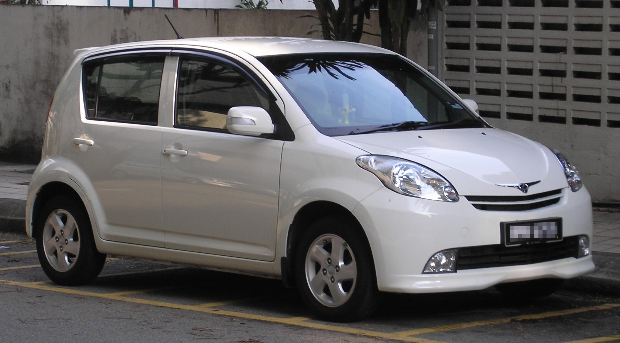File Perodua Myvi Front Kuala Lumpur Jpg Wikimedia Commons