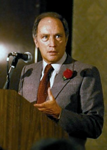 Prime Minister Pierre Trudeau was a major advocate of the Charter. Pierre Elliot Trudeau-2.jpg