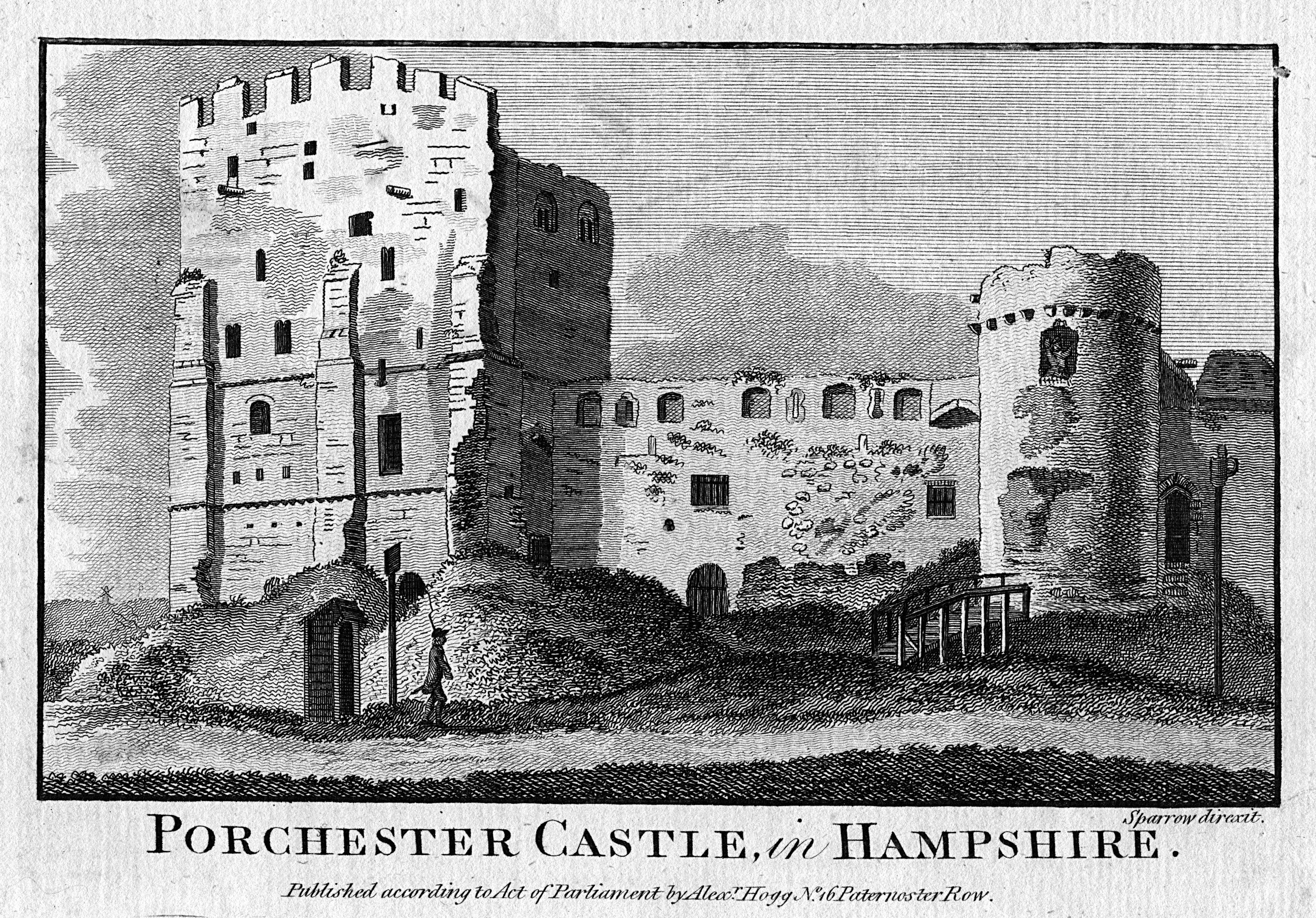 File:Portchester Castle 1786 print.jpg