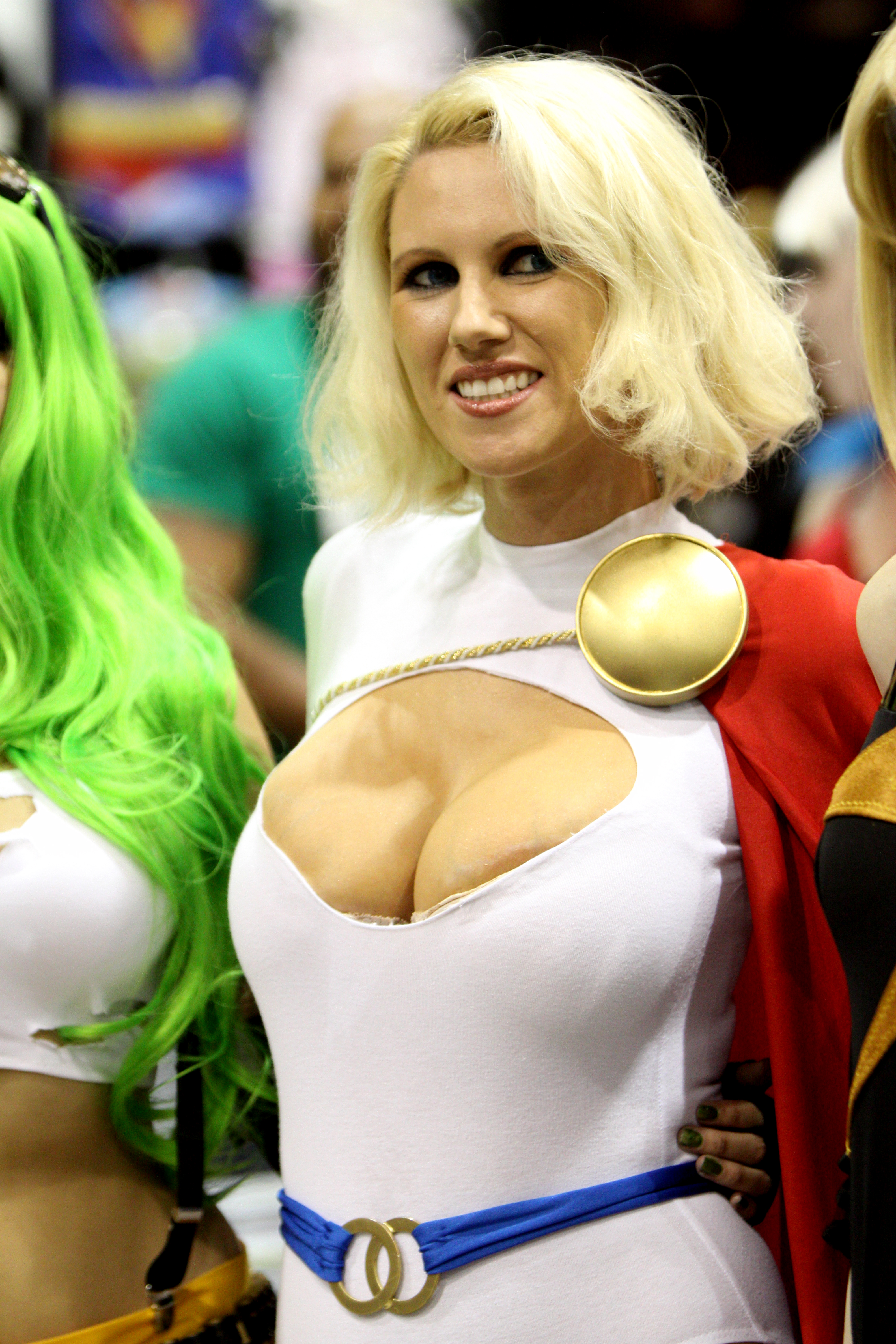 Share Power girl cosplayers xxx