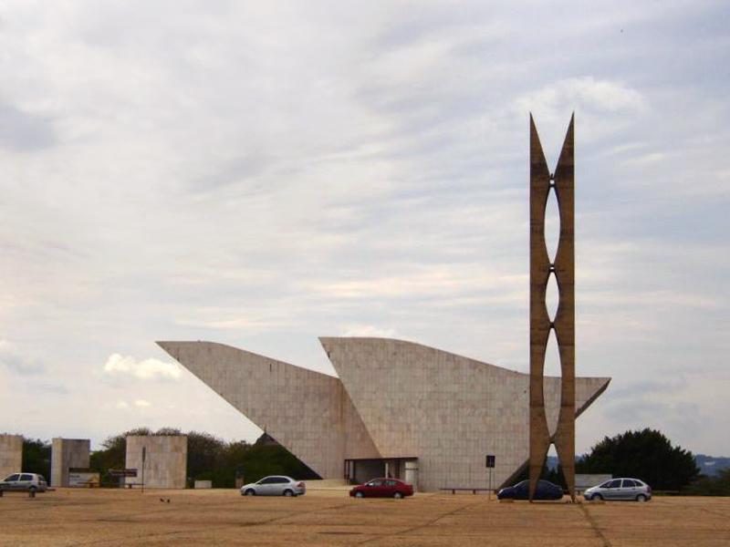 奥斯卡·尼迈耶 Oscar Niemeyer 巴西  - 刘懿工作室 - 刘懿工作室 YI LIU STUDIO