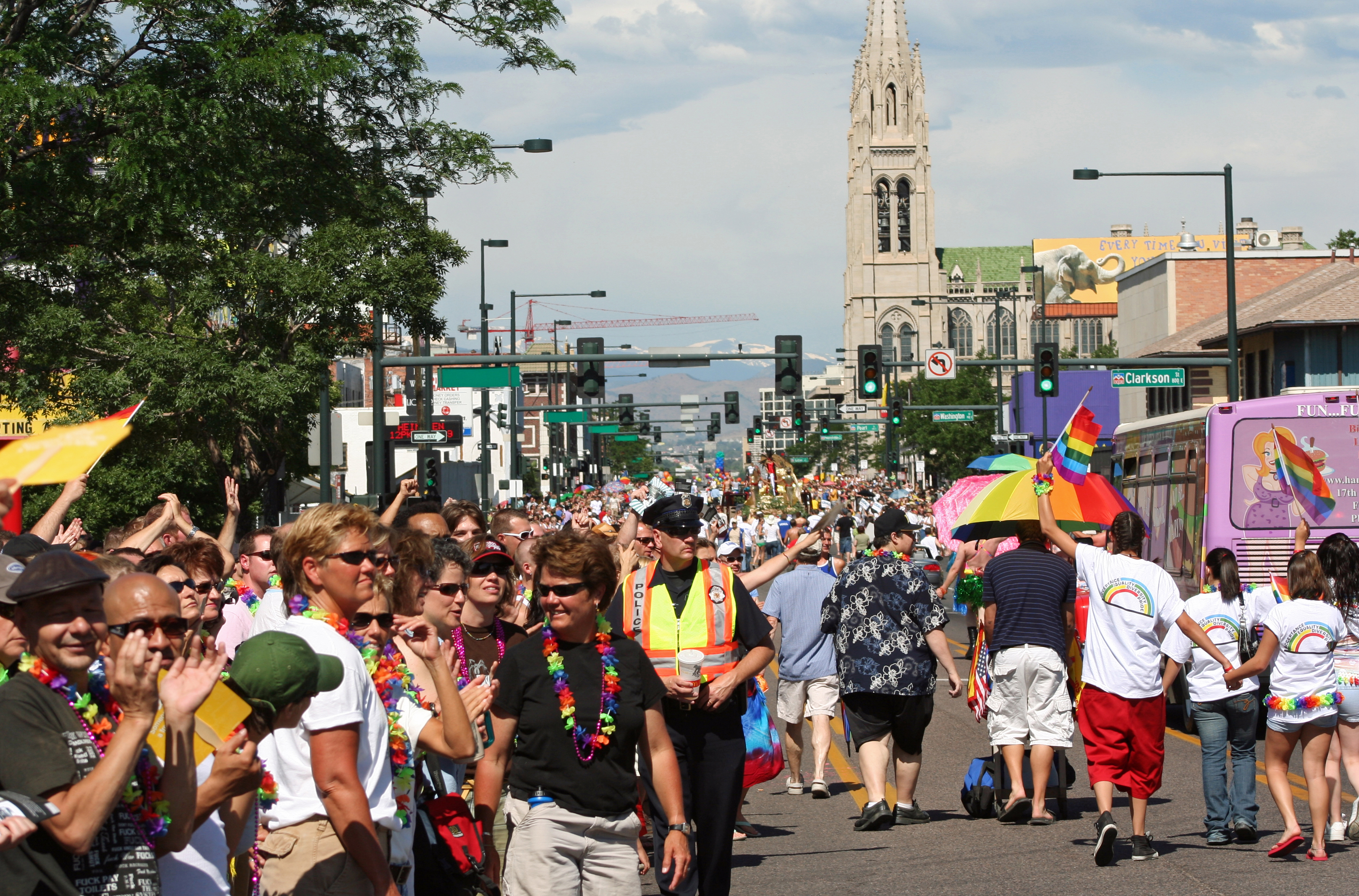 Pridefest Denver 2016 -from Wikipedia commons