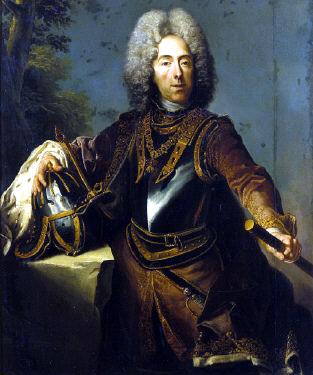 Prince Eugene by Jacob van Schuppen. Prince Eugene of Savoy.png