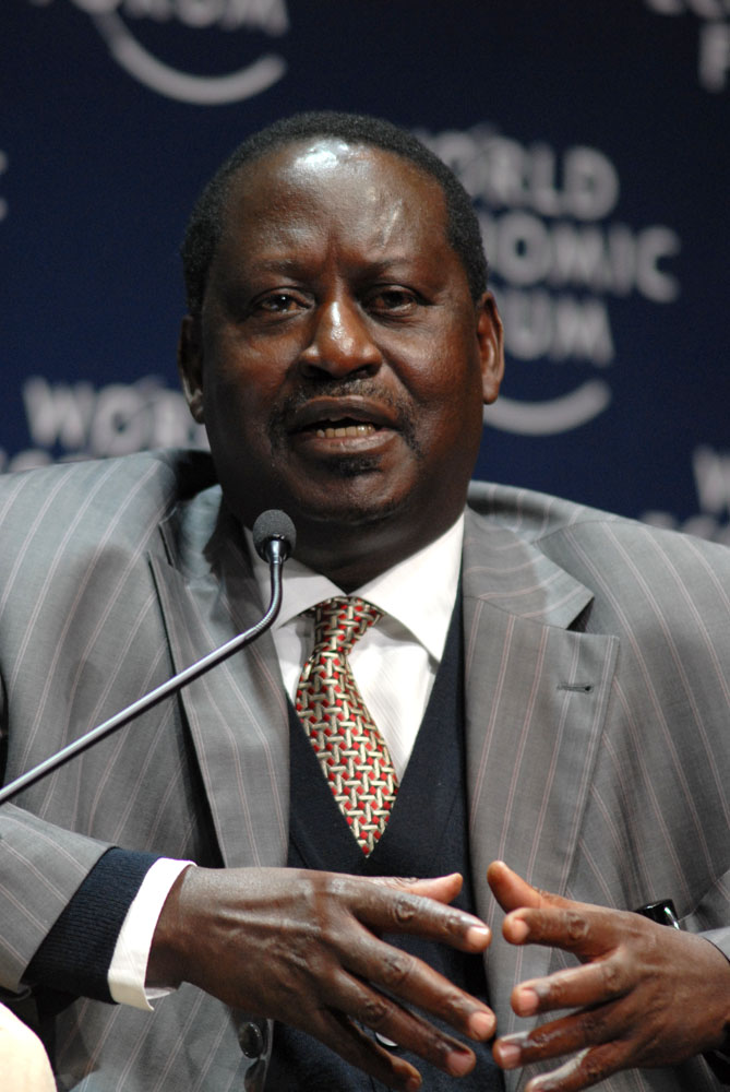 Raila Amollo Odinga