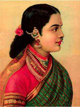 File:Raja Ravi Varma, Lady with Jewels.jpg