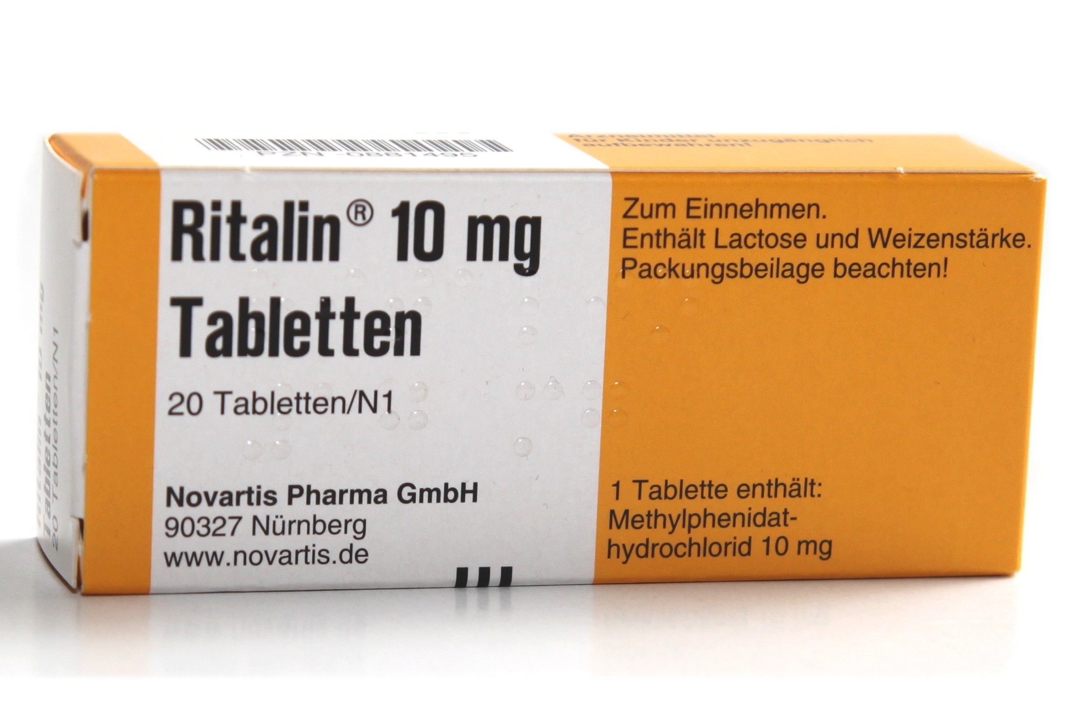 Ritalin depression adult
