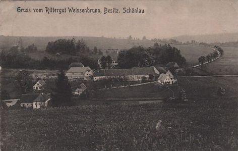 Rittergut Weißenbrunn AK