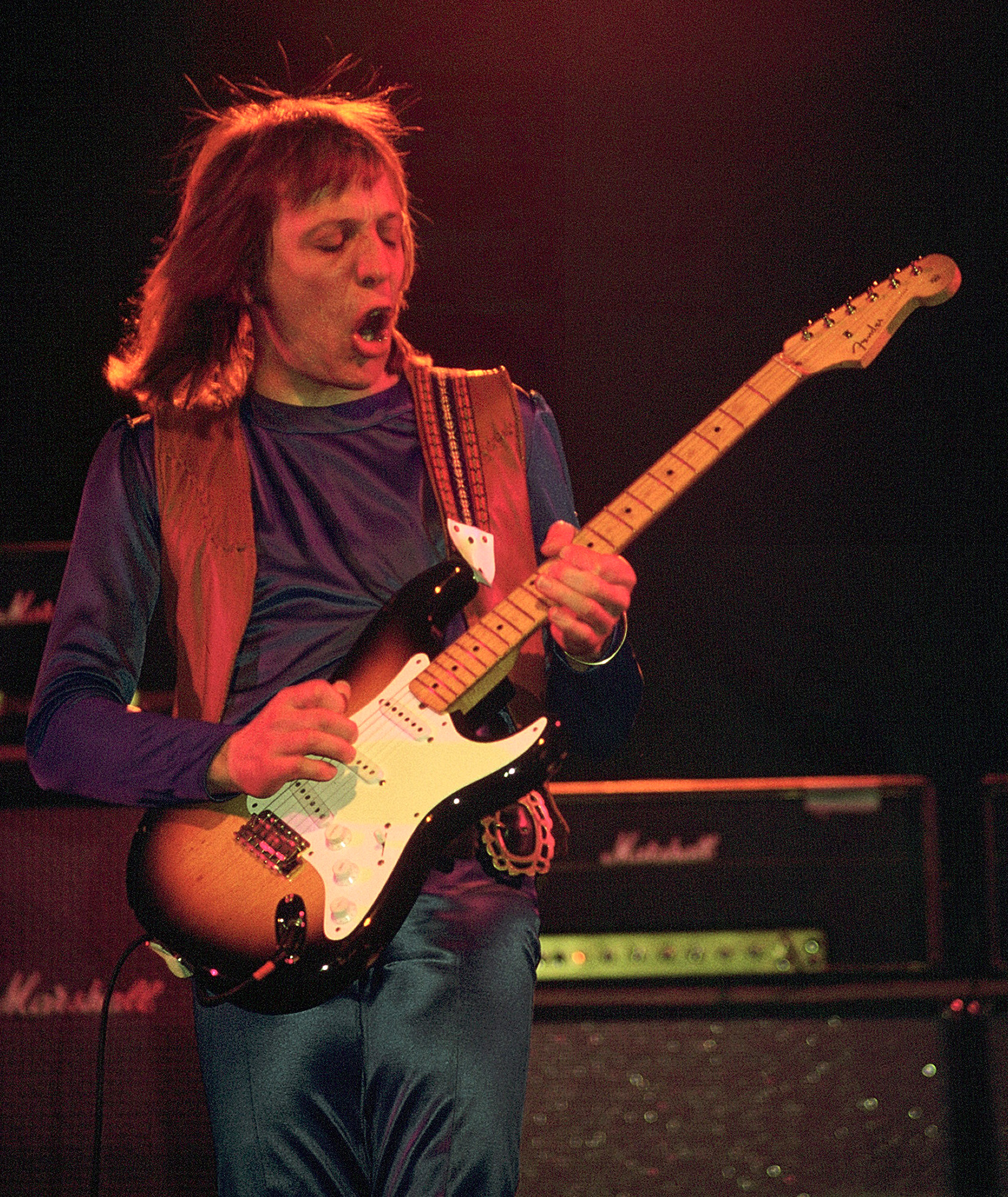 robin trower how tall