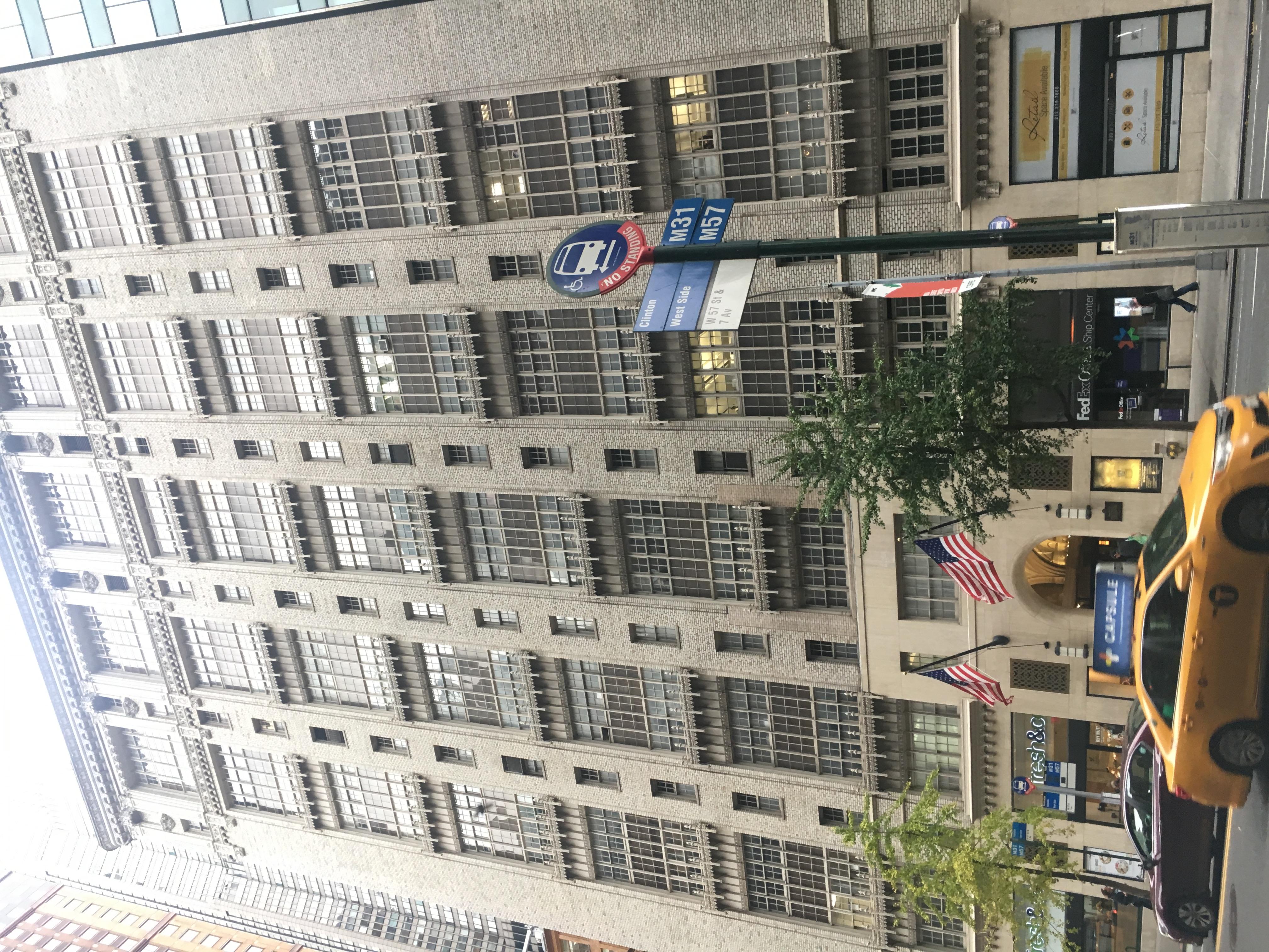FileRodin Studios 200 West 57th Street 7th Avenue Manhattan New