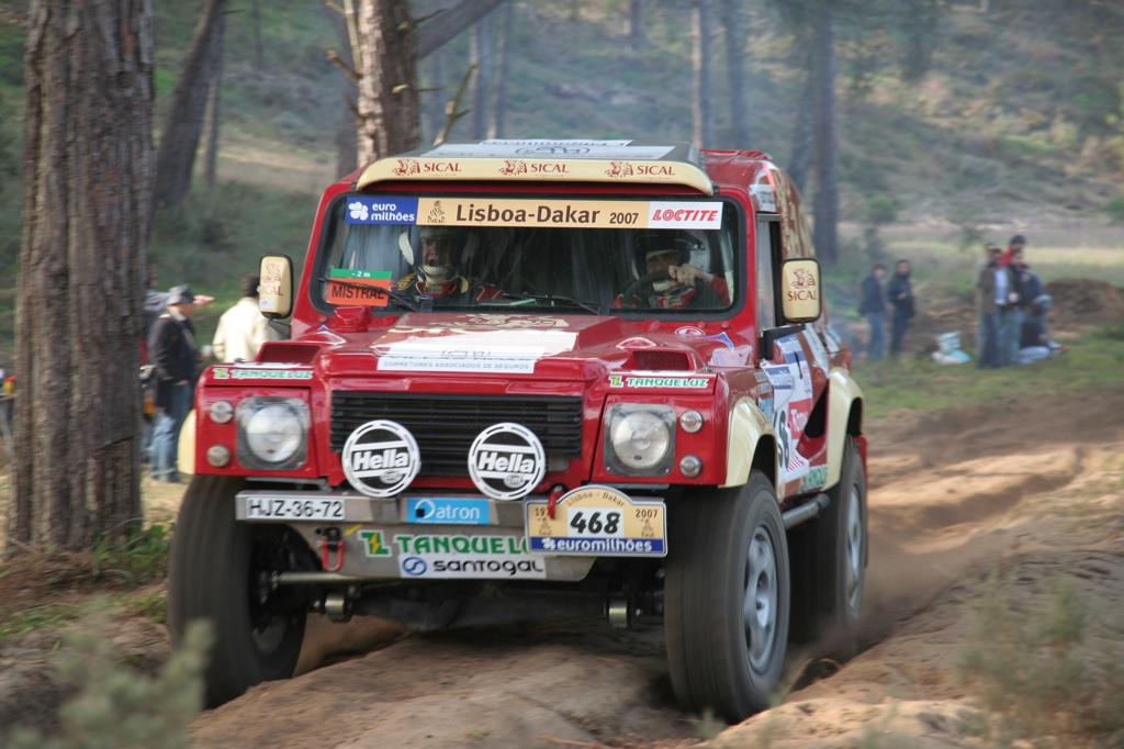 see: Paris Dakar Endurance Rally