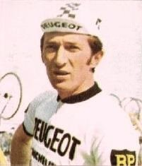 Roger Pingeon French racing cyclist