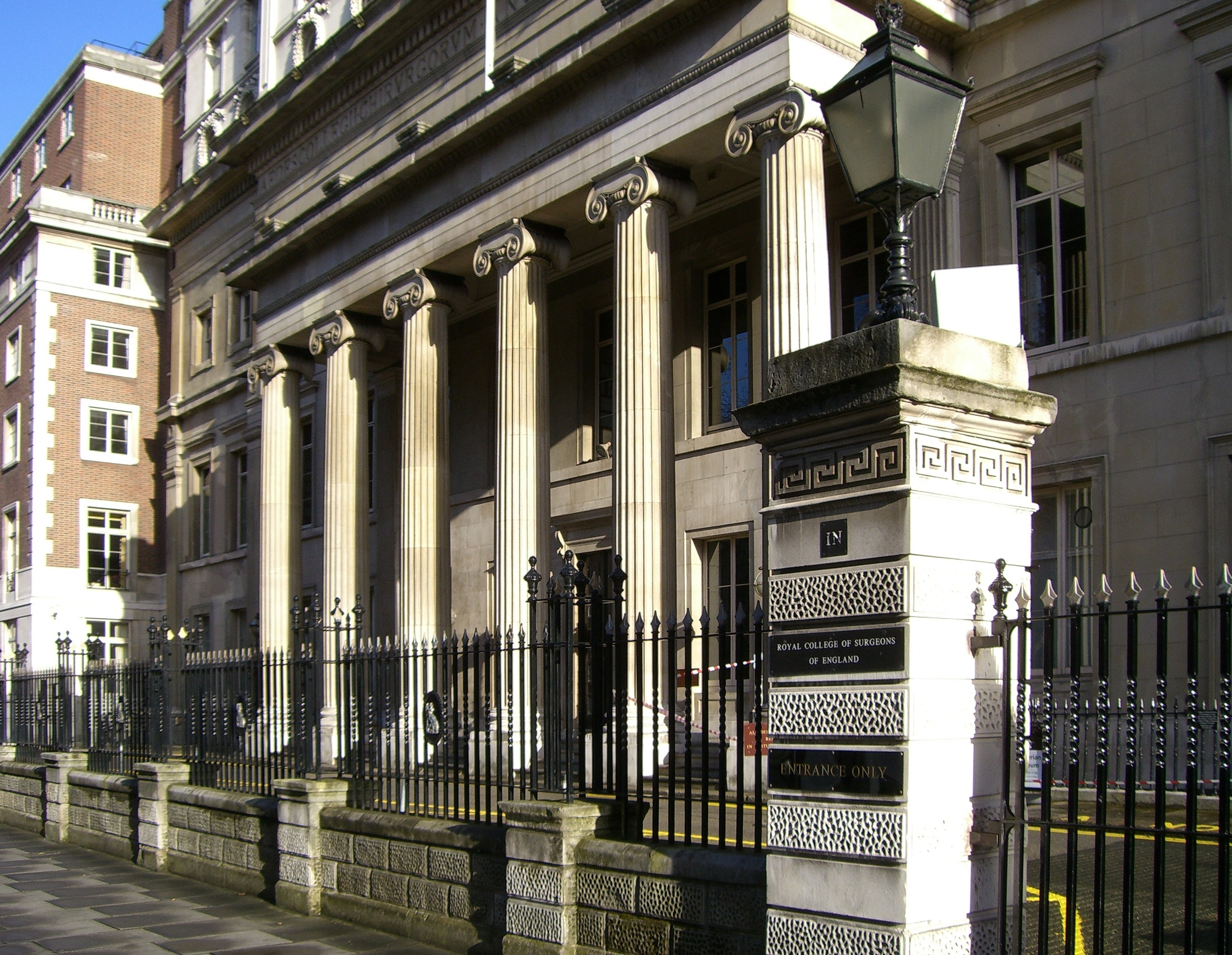 Royal College Of Surgeons Of England Wikipedia