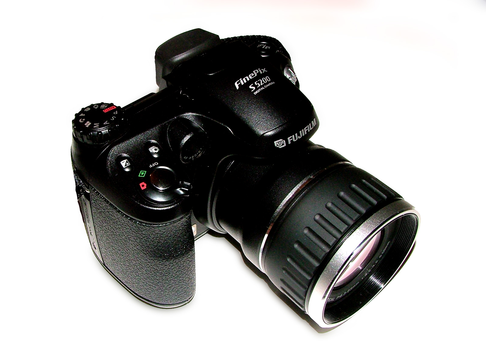 Fuji Finepix S5200 S5600 Manual