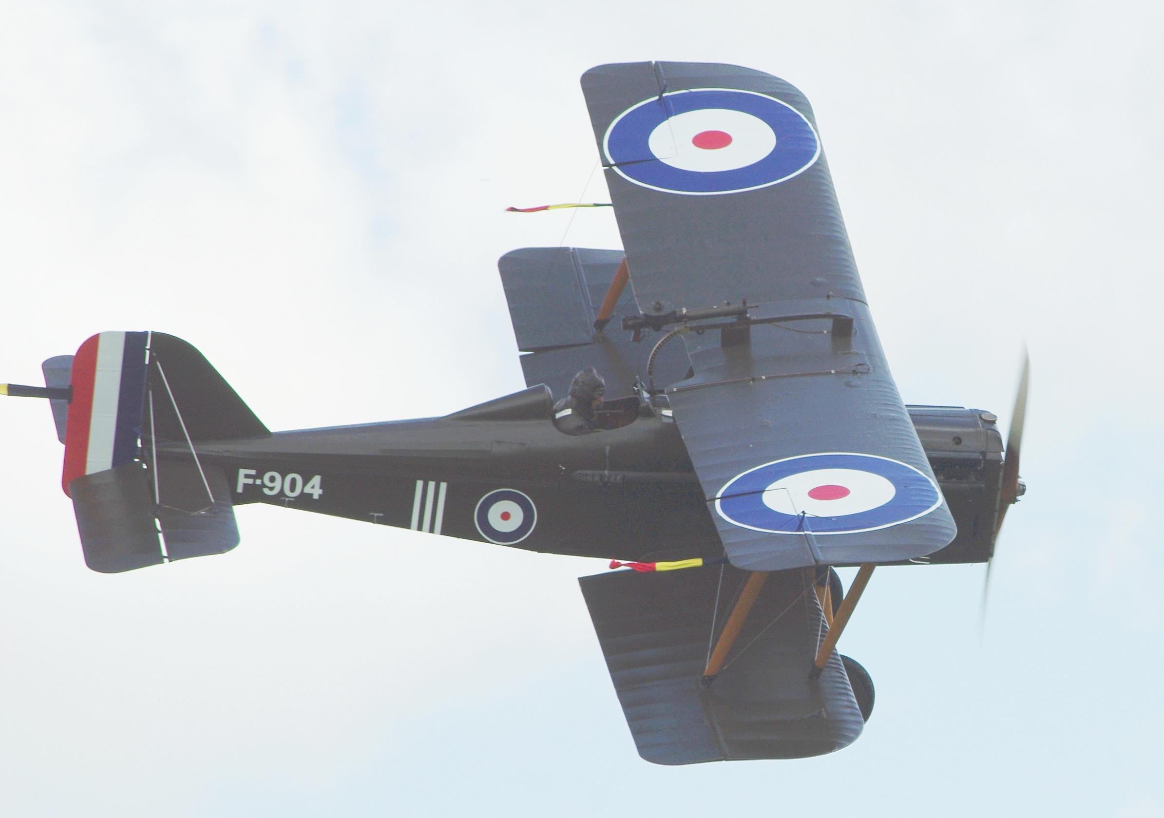 Royal Aircraft Factory S E 5 Wikiwand