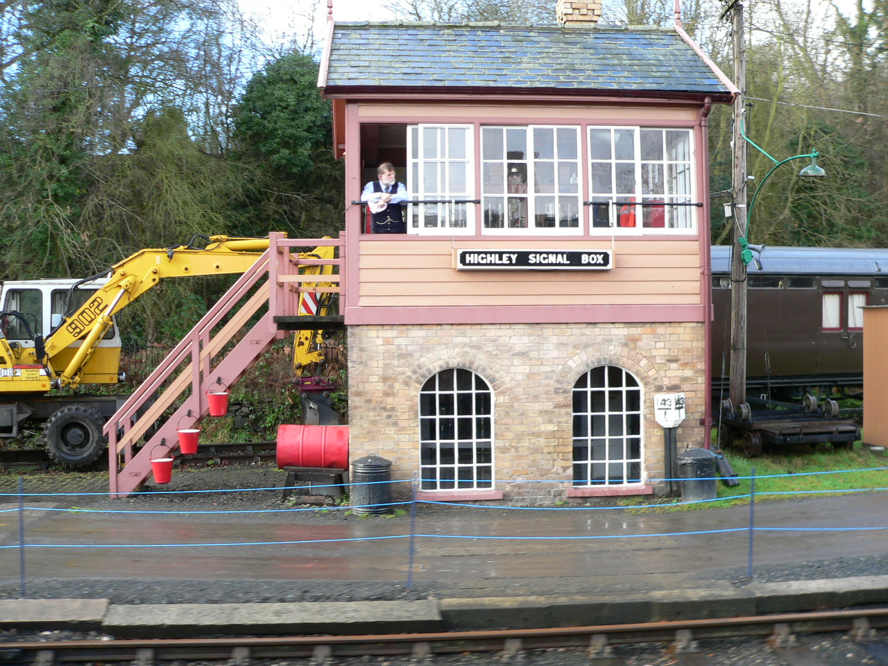File Svr Highley Signal Box Jpg Wikimedia Commons