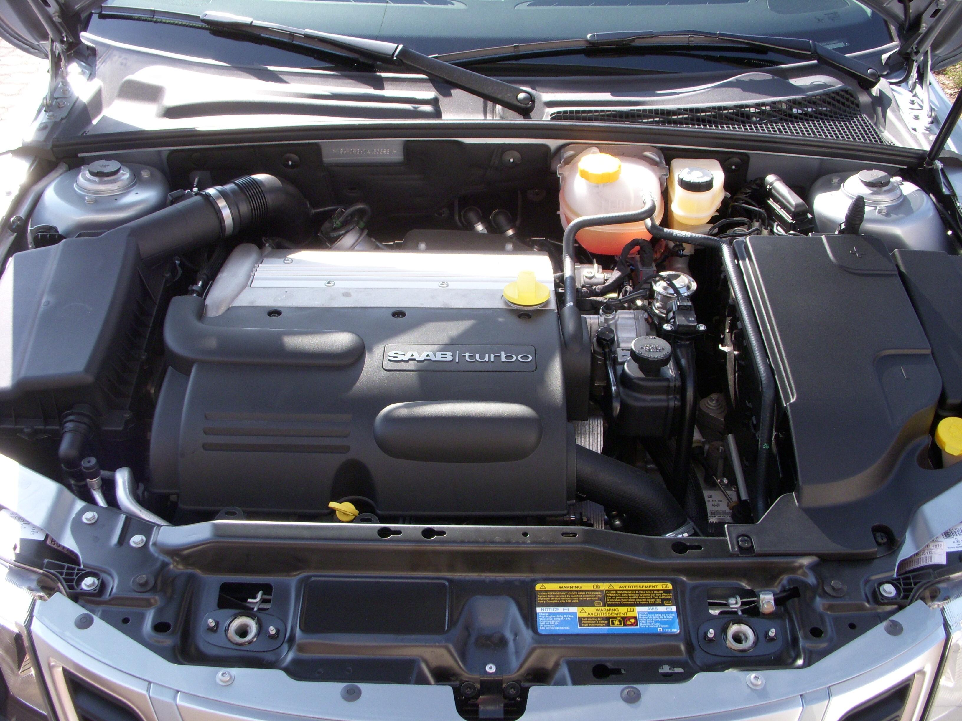 File saab 9 3x motor 2010 jpg