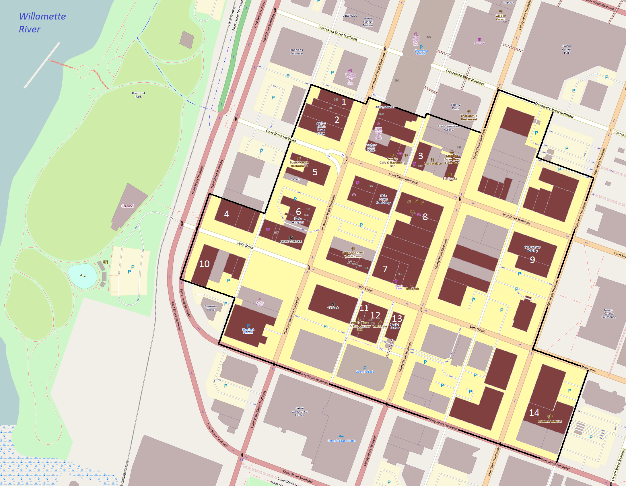 File:Salem Downtown State Street - Commercial Street HD boundary map ...