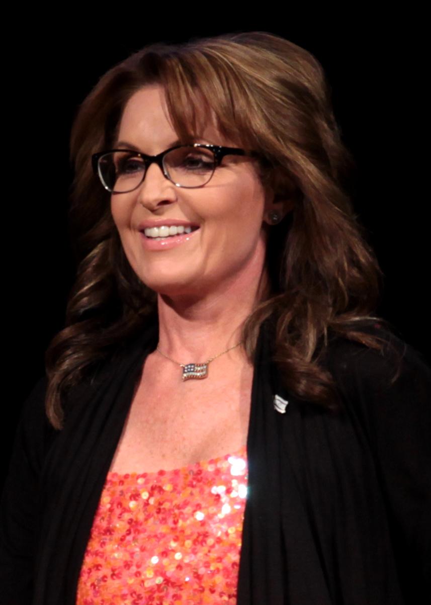 18. Sarah Palin