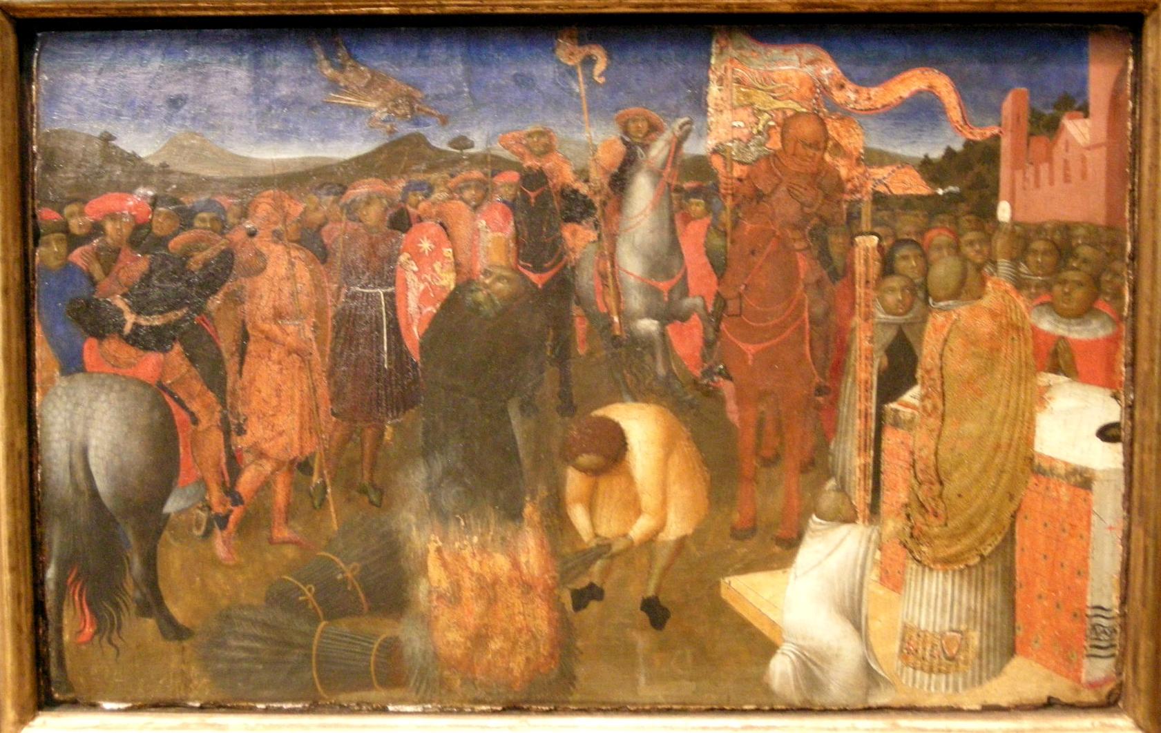 File:Sassetta, rogo di un eretico, 1423-25 o 26.JPG