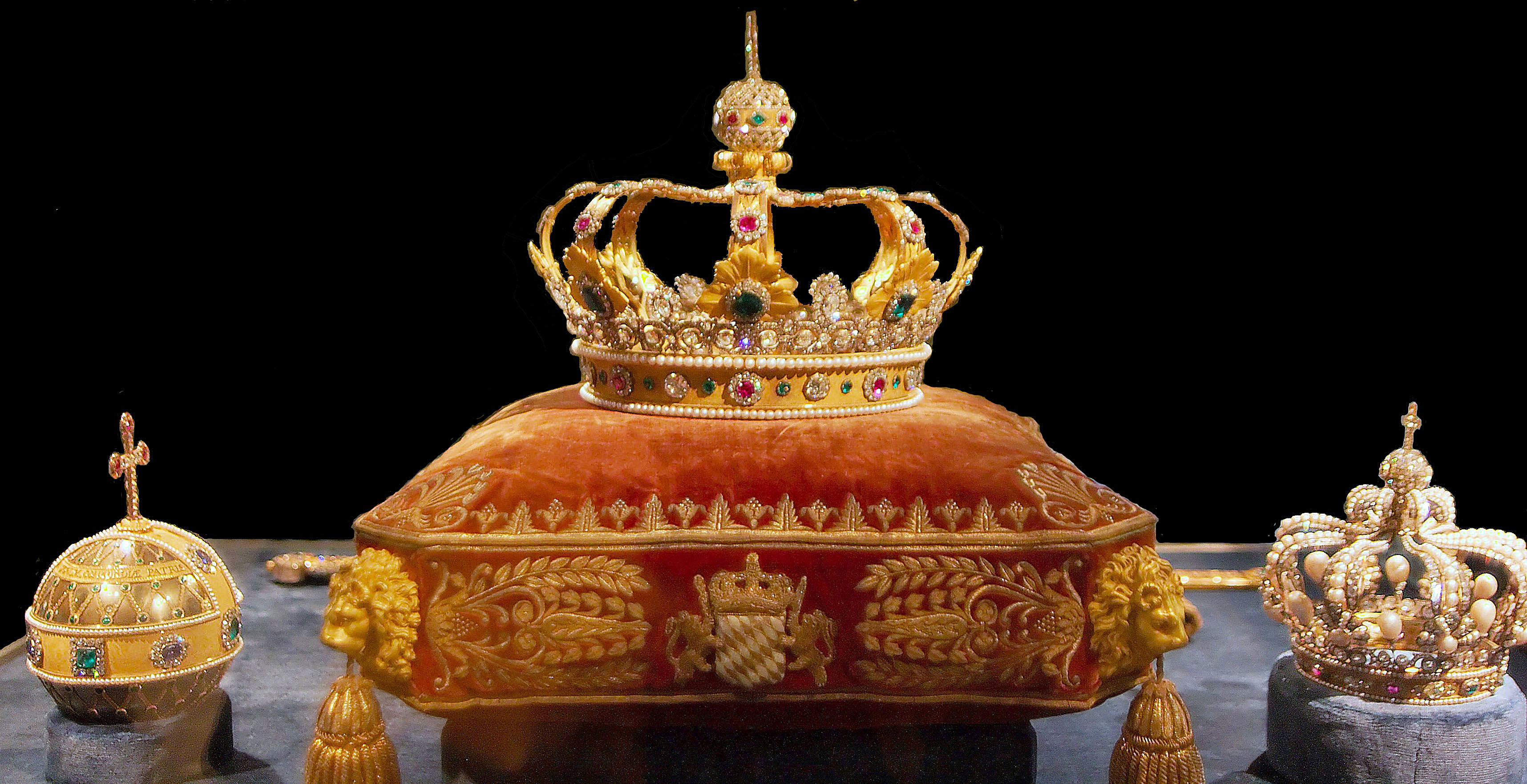 India Crown Jewel Crown Jewels of Bavaria