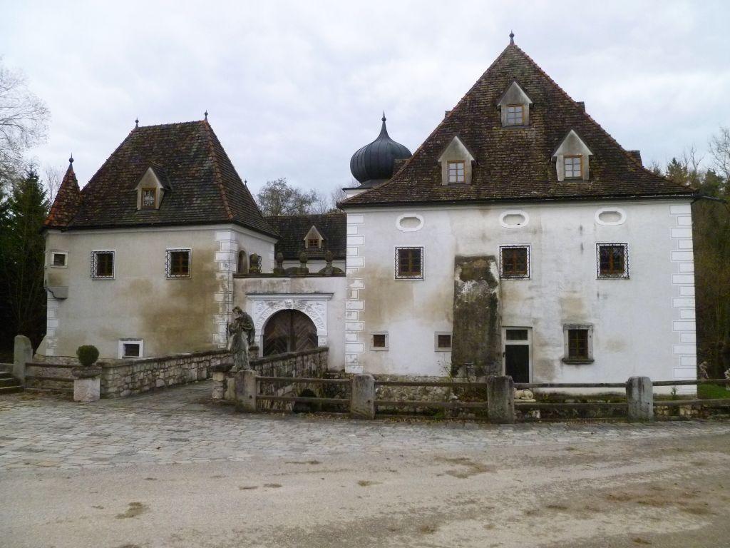 Wasserschloss Hueb