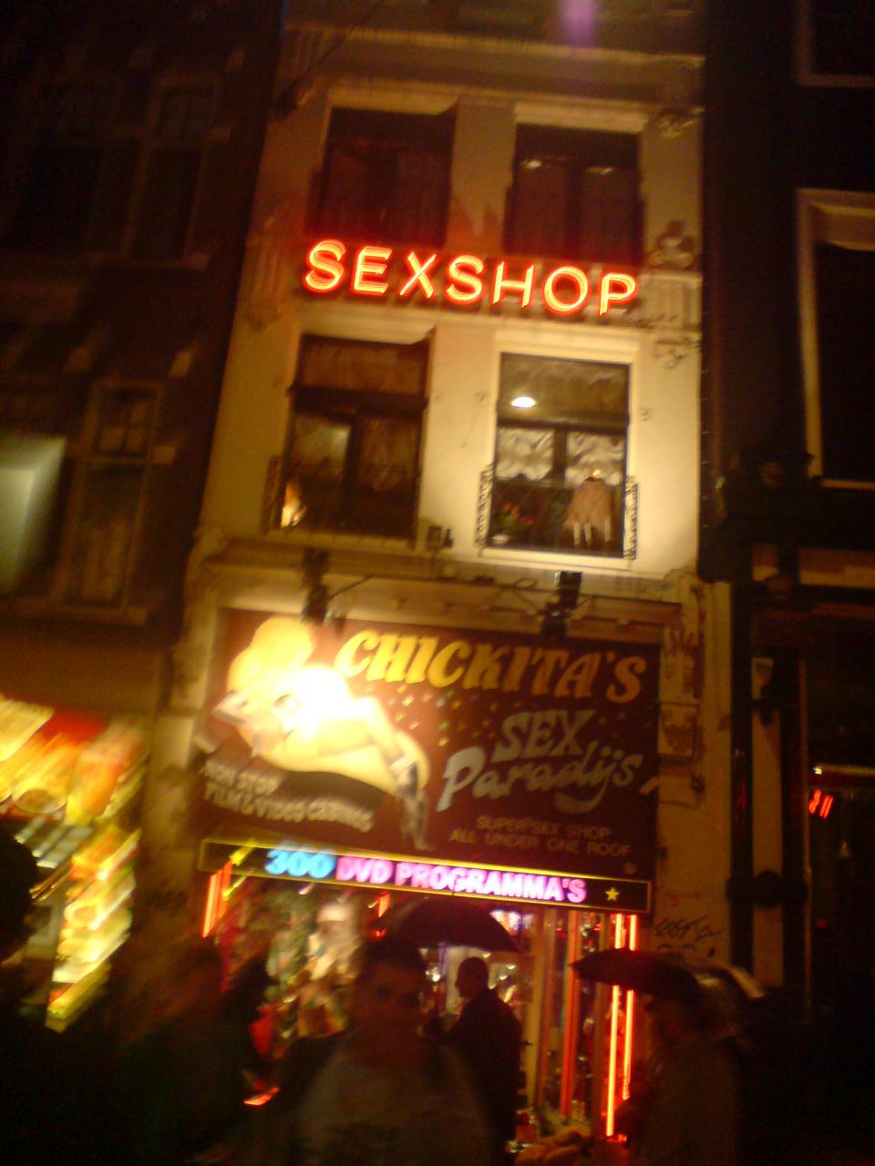 το σεξ Άμστερνταμ