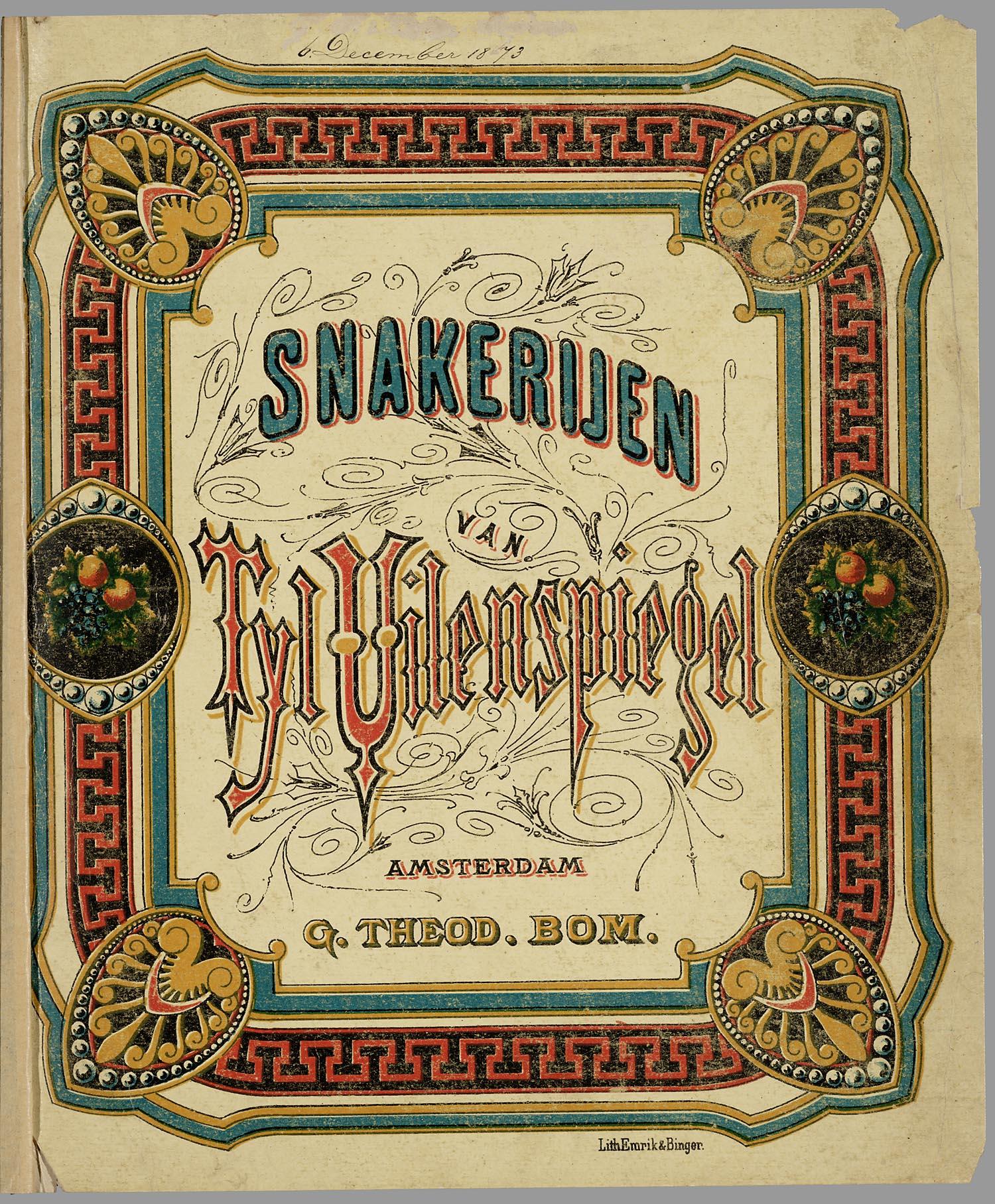 snakerijen van tijl uilenspiegel - ppn 865134189 - image 1.jpeg