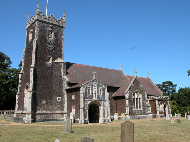 St Mary Magdalene Church, Sandringham - geograph.org.uk - 208934