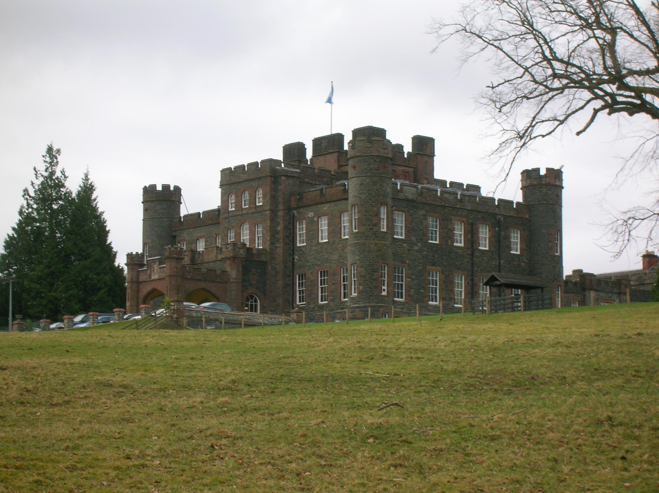 Castle Hotel Spa Tarrytown